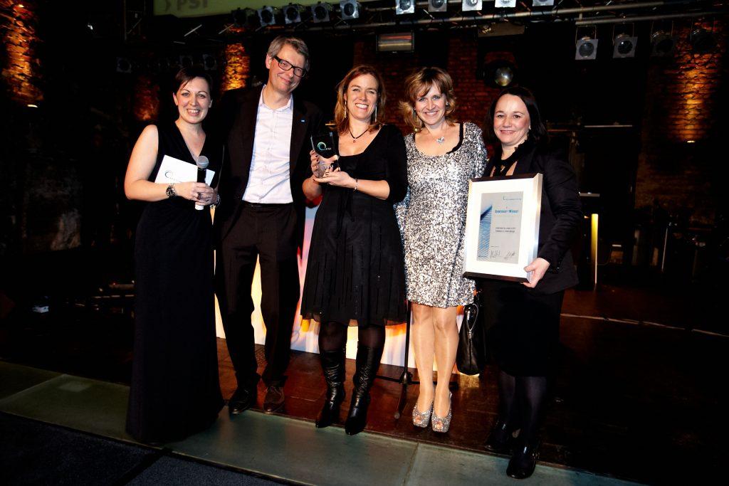 PSI-Preisverleihung 2011 auf der Werbeartikel-Branchenmesse PSI